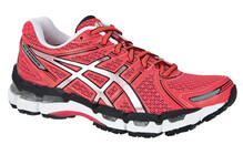 Asics Women's Gel Kayano 19 W hot pink/lightning/black